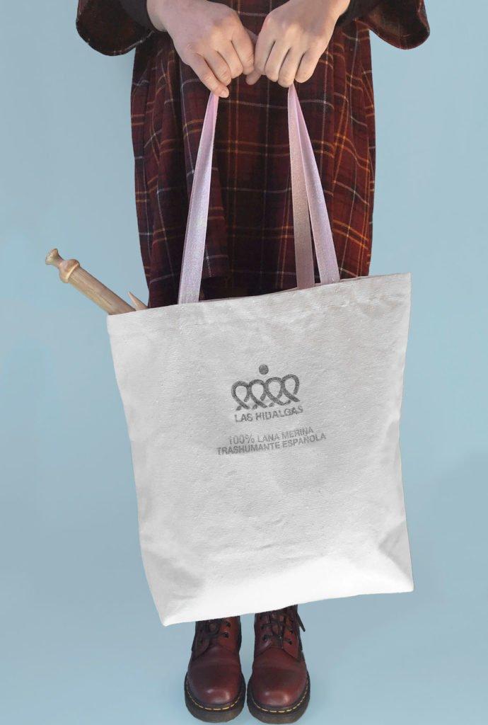 Las Hidalgas Bag Tote For Yarns