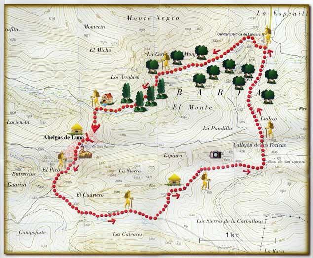 ruta pastores trashumantes de merinas