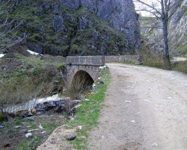 puente-Arroyo el Cuartero-ruta pastores trashumantes de merinas-Las Hidalgas
